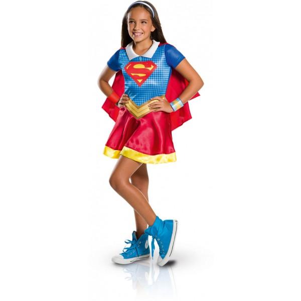 Déguisement Supergirl enfant