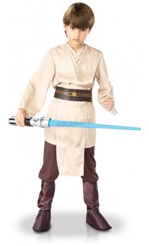 Déguisement Jedi enfant luxe