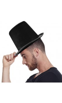 Chapeau haut de forme rocambole