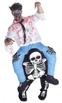 Costume porte-moi squelette