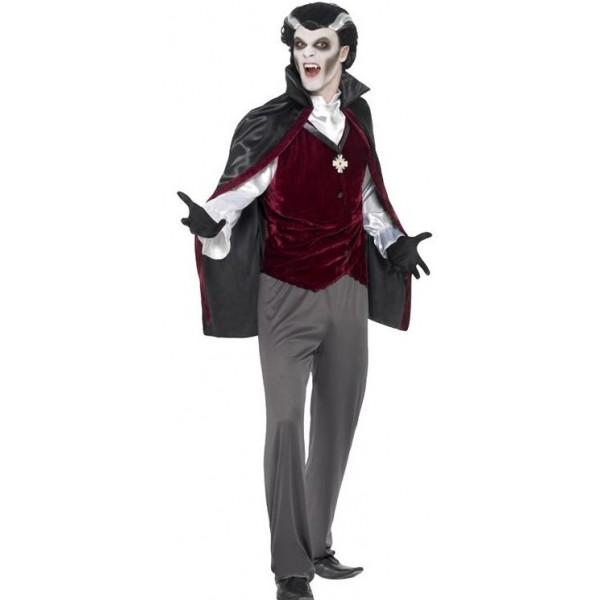 Déguisement vampire adulte 2