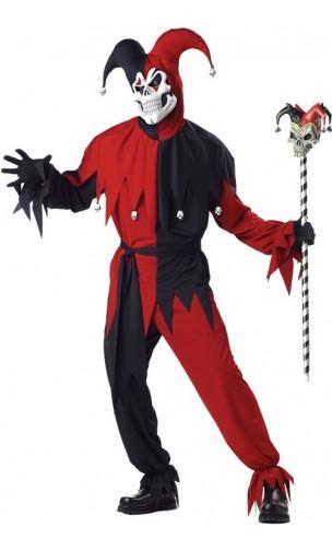 Costume Bouffon Halloween