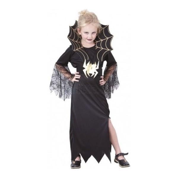 Costume veuve noir enfant