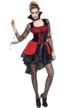 Déguisement vampiresse Amalia