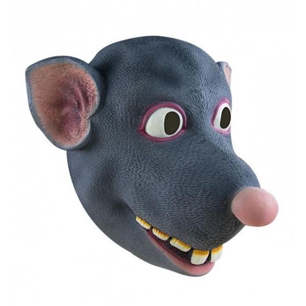 Masque de souris latex