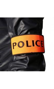 Brassard police orange