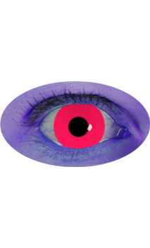 Lentilles Rouge UV