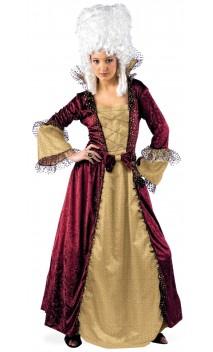 Robe renaissance madame Arvidson