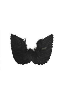 Ailes Noir 48cm