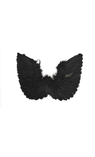 Ailes Noire 48cm