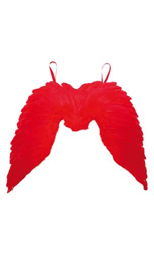 Ailes Rouge 48cm