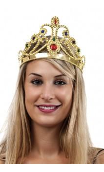 Couronne de reine PVC