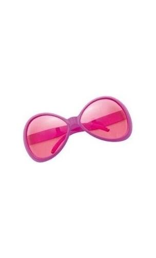 Lunettes rose fluo disco année 80 en vente à paris