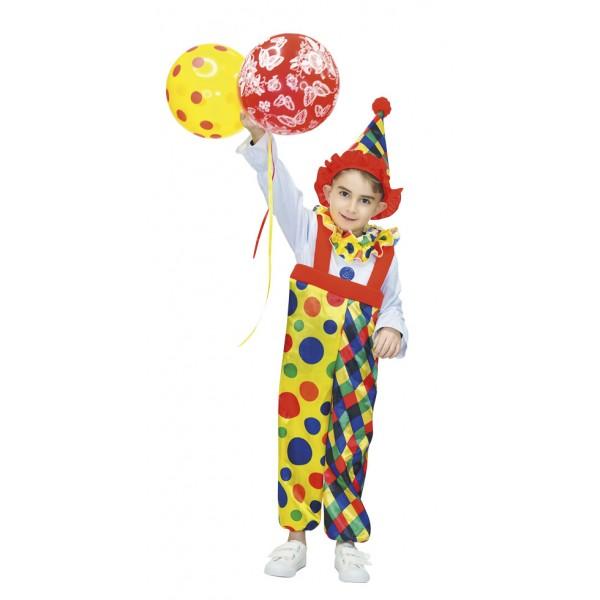 Déguisement Clown Luxe Enfant