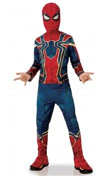 Déguisement spiderman enfant luxe