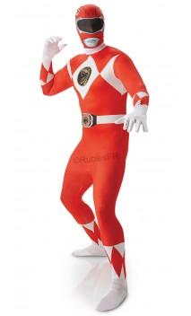 Power ranger rouge morphsuit
