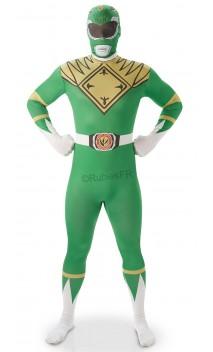 Power ranger vert morphsuit
