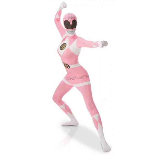 Power ranger rose morphsuit