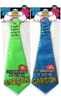 Cravate EVG - Enterrement vie de garçon