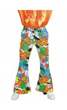 Pantalon hippie patte d'éléphant 1