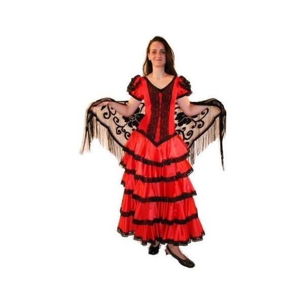 Déguisement Espagnol Femme