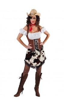 Robe western cowgirl 2