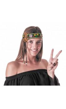 Serre tête peace and love unisex