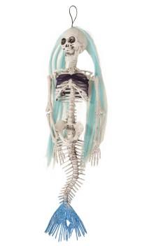 Squelette de sirène 40cm