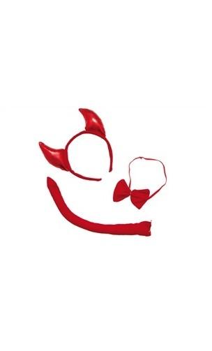 Set de Diable rouge