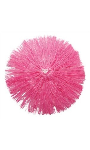 Pompom Luxe Rose