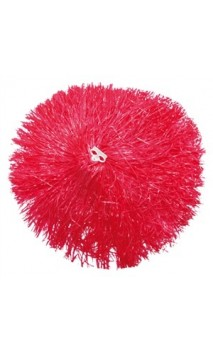 Pompom Luxe Rouge