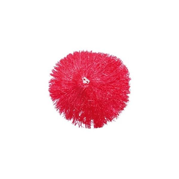 Pom pom luxe rouge en vente chez Be Happy
