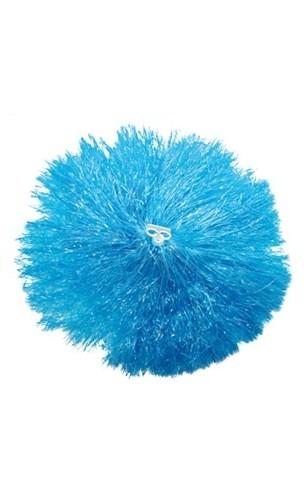 Pompom Luxe Bleu