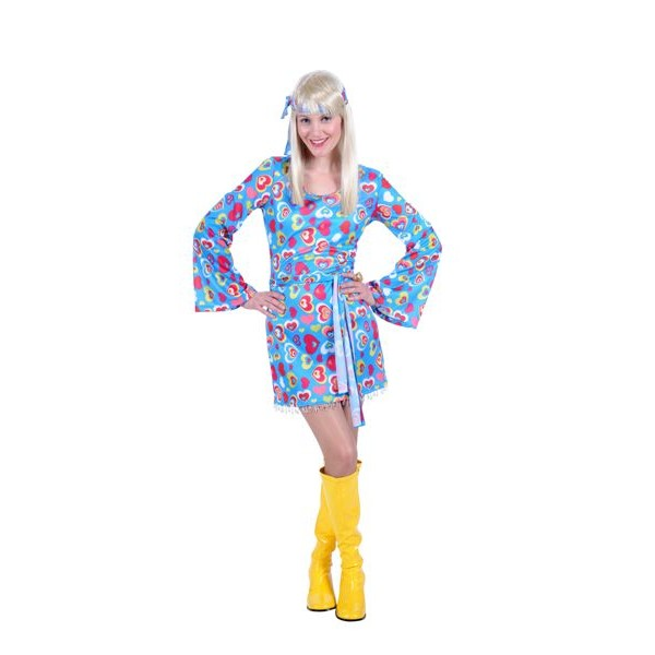 Costume Hippie Femme 2