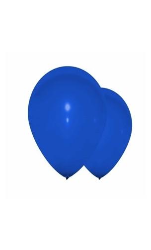 10 ballons bleu