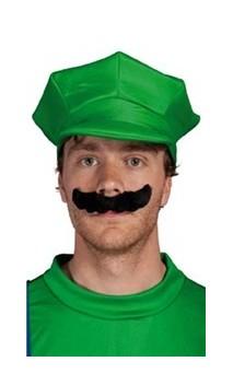 Moustache Mario & Luigi