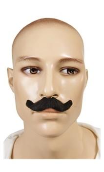 Moustache 1900 noir