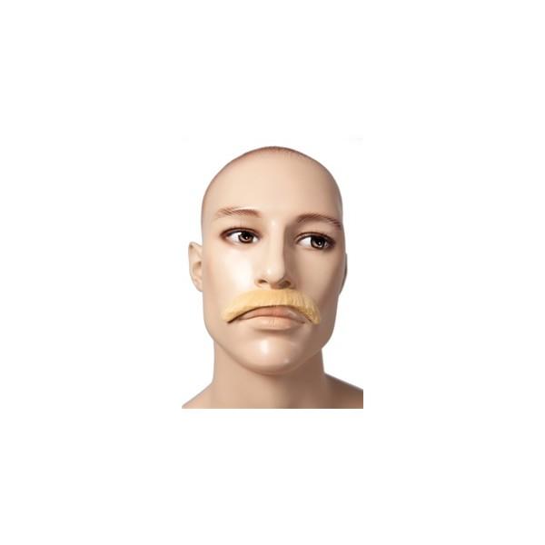 Moustache année 60 Blond