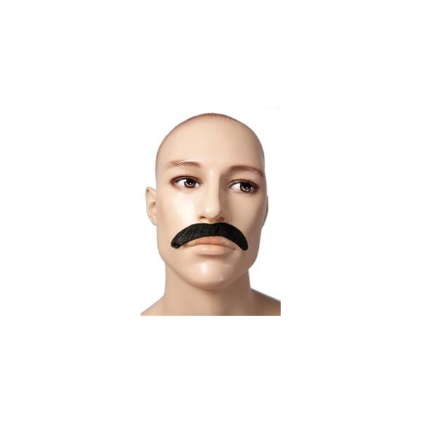 Moustache année 60 - 70 noir
