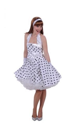 Robe année 60' Blanc