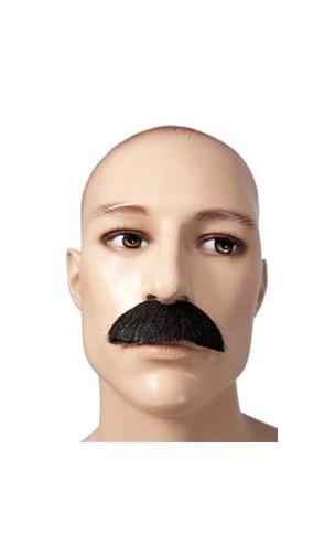 Moustache Dupont noir