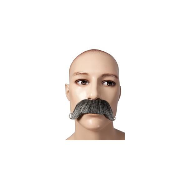 Moustache Dandy 1900 gris