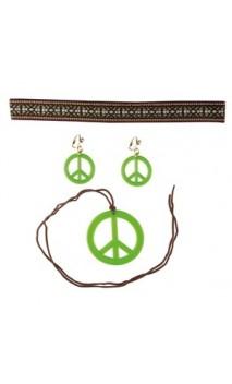 Set Bijoux Hippie femme