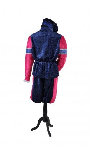 Déguisement costume prince renaissance luxe en location