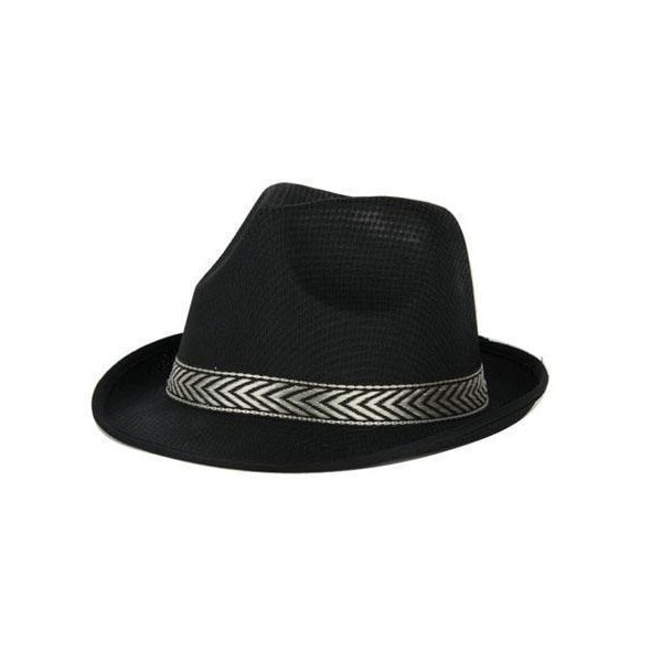 Chapeau Funk noir