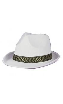 Chapeau Funk blanc