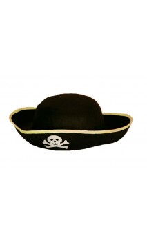 Chapeau Pirate adulte