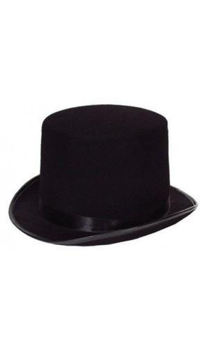 Chapeau HDF noir adulte