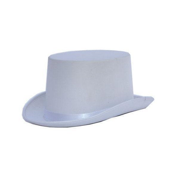 Chapeau HDF Luxe blanc