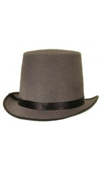 Chapeau HDF gris